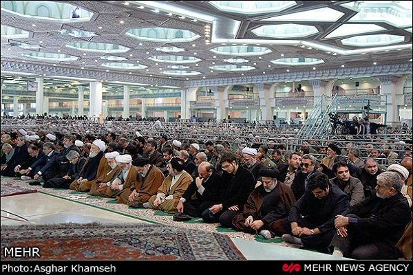 نماز جمعه تهران از دوم آذر در مصلی اقامه می شود