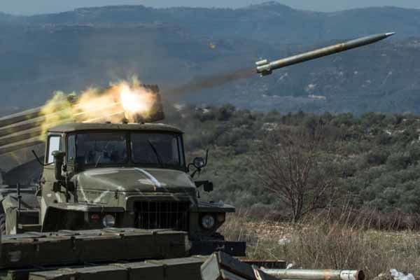 الجيش السوري يقضي على مجموعة من الإرهابيين بريف حماة الشمالي