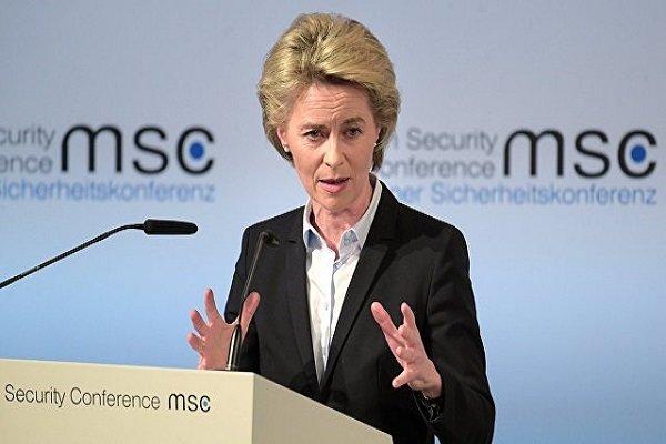 ارتش مشترک برای دفاع از اروپا در مواقع بحرانی ضروری است