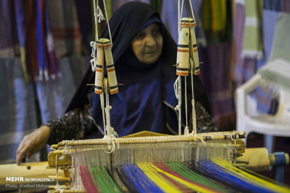 Mehr News Agency Handicraft Exhibition In Yazd