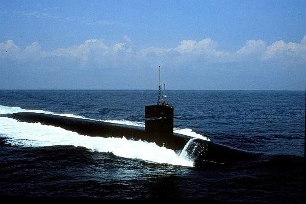 زیردریایی هسته ای پنسیلوانیا