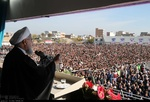 Rouhani: Iran won't yield to economic war