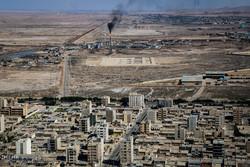 اهواز در محاصره دودهای نفتی