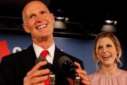 بازشماری آراء فلوریدا به نفع جمهوریخواهان تمام شد