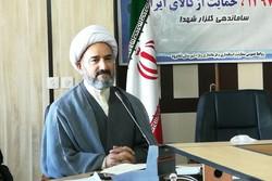 استان سمنان ۷۵۵۰ جانباز تقدیم انقلاب اسلامی کرده است