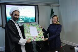 رئيسة مؤسسة التشريع والقانون المقارن الروسية تزور مركز الدراسات الإسلامية التابع لمجلس الشورى الإسلامي