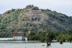 Gilan's Estil Lagoon in autumn