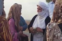 زنی که از جنایت تکان دهنده داعش پرده برداشت