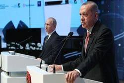 روسیه: دیدار پوتین و اردوغان قریبالوقوع است