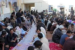 ادامه خدمترسانی آستان قدس رضوی به زائران پاکستانی در میرجاوه