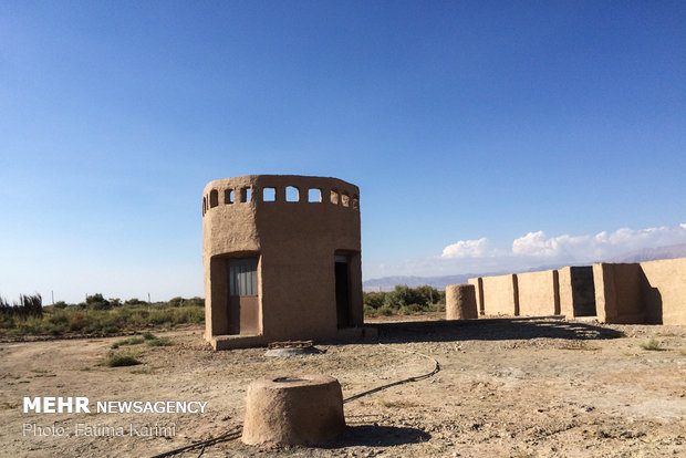 First underground ecolodge in Middle East