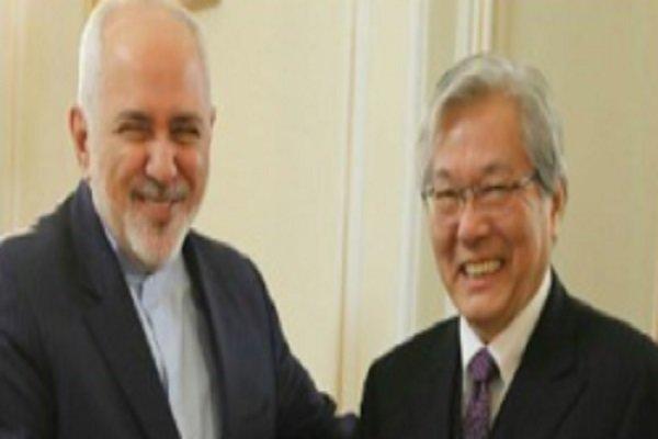 Iran supports Afghan peace initiatives: FM Zarif