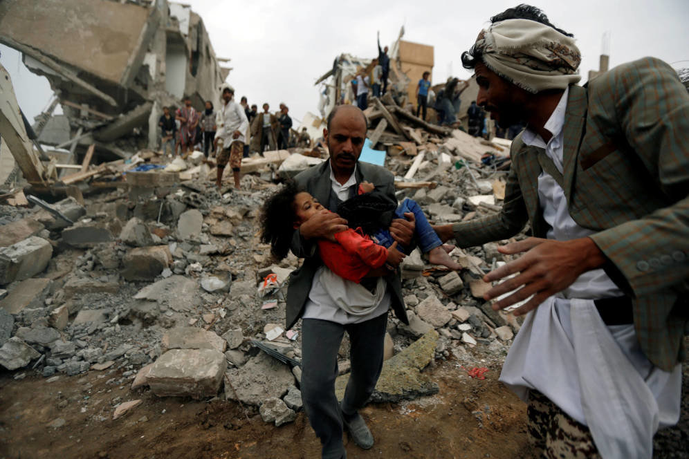 Why no global outcry over Saudi war in Yemen?