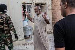 دەستگیر کردنی قەناس بەدەستێکی داعشی لە ئەنبار