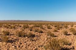 وجود ۹ کانون بحرانی در نهبندان/۲۴ درصد اراضی بیابانی است