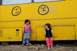 Kirmanşah'taki depremzedelerin gündelik hayatı