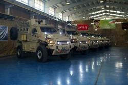İran yerli zırhlı aracını tanıttı