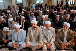 Islamic Unity Week in Aqqala