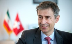 Switzerland guarantees export of food, medicine to Iran