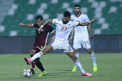دیدار تیم ملی فوتبال ایران و ونزوئلا