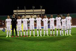 مدرب المنتخب الأولمبي: إيران ستثبت جدارتها في مباراتها أمام الأردن يوم غد الثلاثاء