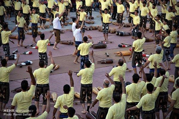 ورزش زورخانهای نخستین ورزش بدنسازی دنیا محسوب می شود