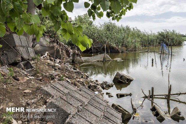 Eynak Lagoon