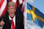 هدفی که ترامپ در سوئد برای ضربه زدن به اتحادیه اروپا دنبال میکند