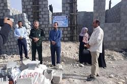 احداث ۶۶ واحد مسکونی برای مددجویان شهرستان دیر