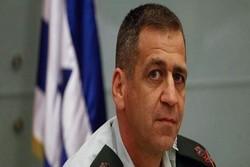 بالگرد حامل رئیس ستاد مشترک رژیم صهیونیستی دچار سانحه شد