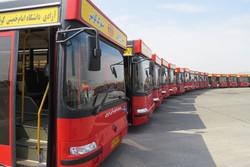 اعلام مسیر حرکت اتوبوسها برای حضور تهرانیها در مراسم نماز عید فطر