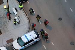 تیراندازی در بیمارستانی در شیکاگو