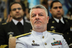 """الادميرال  خانزادي يوجه رسالة بمناسبة """"أسبوع قوات تعبئة المستضعفين"""""""