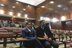 اعتراض دانشجویان به حضور آخوندی در دانشگاه فردوسی مشهد