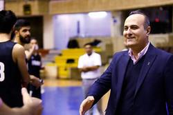 رئیس فدراسیون بسکتبال عضو کمیسیون پزشکی فیبا شد