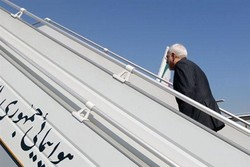 السفارة الإيرانية في بغداد تعلن برنامج زيارة ظريف للعراق