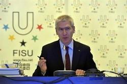 FISU President lauds Iran for celebrating International Day of University Sports