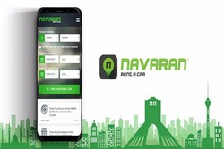 New official car rental system in Iran - Navaran
