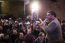 تہران میں امیر اژدری کی یاد میں تقریب کا انعقاد