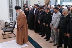 فرمانده و مسئولان نیروی انتظامی با رهبر انقلاب دیدار کردند