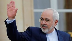 Zarif in Rome to attend Mediterranean Dialogues