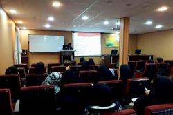 کنفرانس علمی خدمات بهداشت باروری در حوادث در قزوین برگزار شد