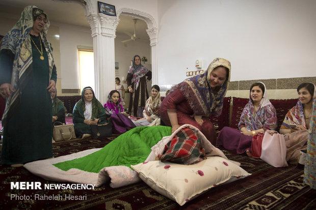 مراسم سنتی عروسی ترکمن ها