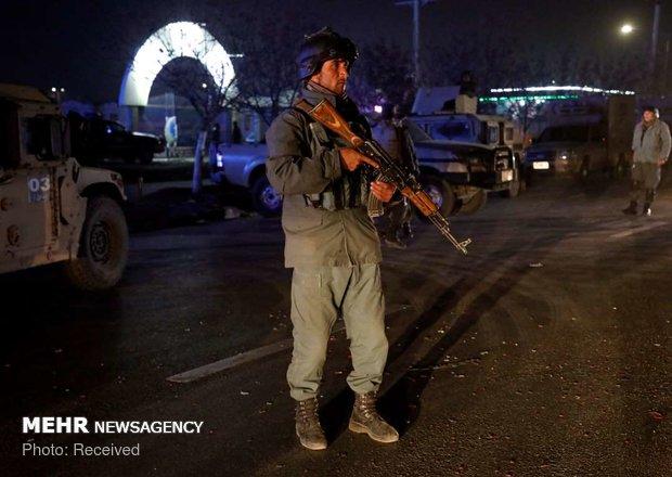 افغانستان میں وزارت مواصلات کی عمارت پر حملہ، متعدد افراد زخمی