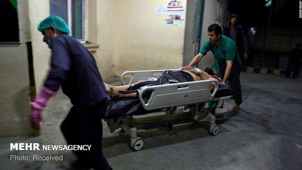 افغانستان میں مسجد پر وہابی دہشت گردوں کا حملہ/ 26 افراد جاں بحق