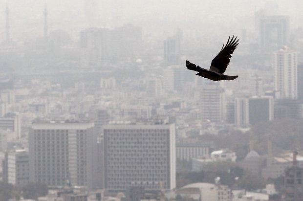 As winter approaches, Tehran weather gets polluted again