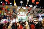 بارسلونا کی فضائیں لبیک یا رسول اللہ (ص) کے نعروں سے گونج اٹھیں