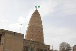 حریم «امامزاده جعفر(ع)» پارکینگ شد/ توقف طرح توسعه در پیچ کمبود اعتبار