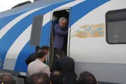 خط آهن قزوین - رشت سبب رونق اقتصادی و توسعه گردشگری گیلان میشود