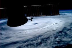 ایستگاه فضایی مملو از باکتری و قارچ است